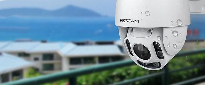 Caméra de surveillance Foscam