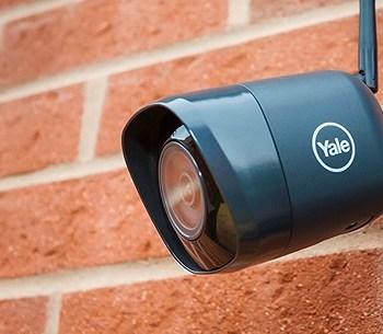 Caméra de surveillance Yale
