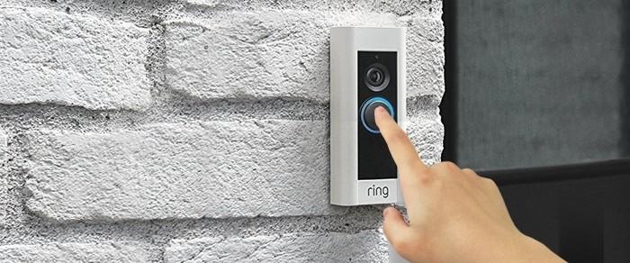 Sécurité connectée RING