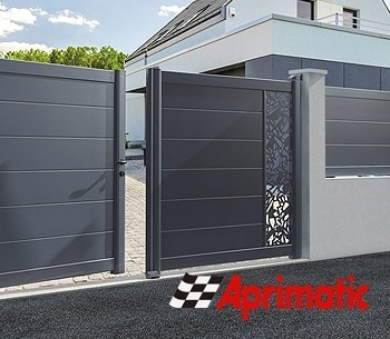Motorisation portail Aprimatic