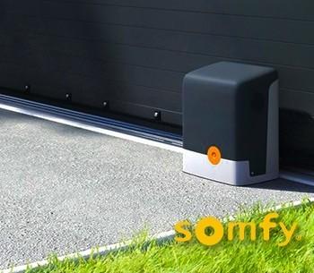 Motorisation portail Somfy