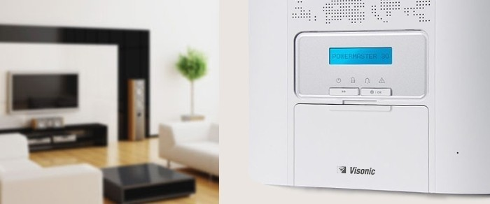 Alarme domestique Visonic Powermaster