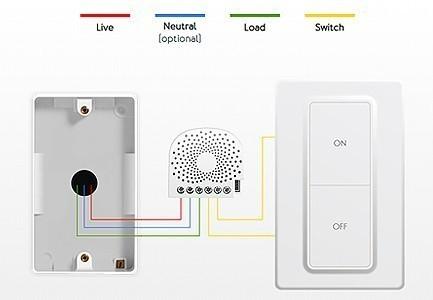 Micromodule variateur d'éclairage