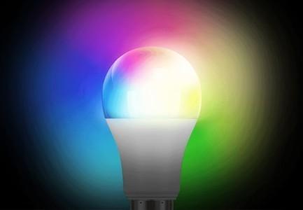 Ampoule LED Multicolore Bulb connectée Aeotec