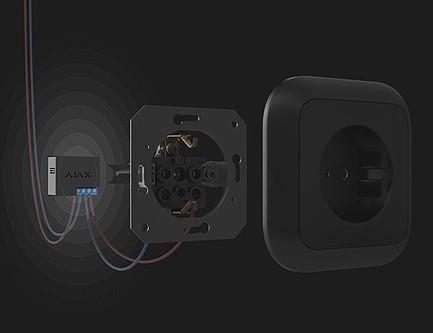relais de contrôle sans fil WallSwitch
