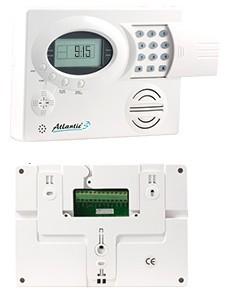 Description de la centrale d'alarme Atlantic'S ST-III