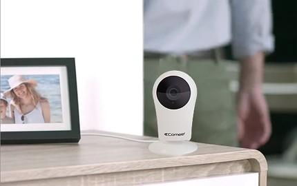 caméra Wi-Fi WICCAMS01FA2 Comelit