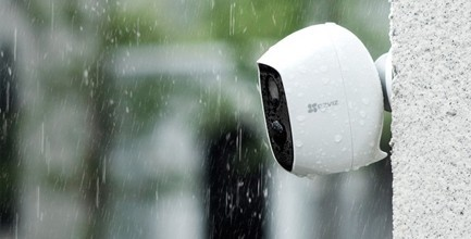 Caméra IP intérieure / extérieure