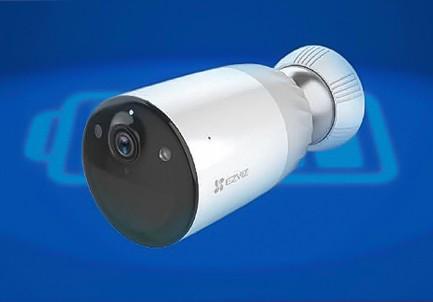 BC1 Caméra IP wifi extérieure avec batterie