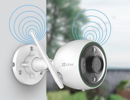 Caméra Wifi Ezviz par Hikvision