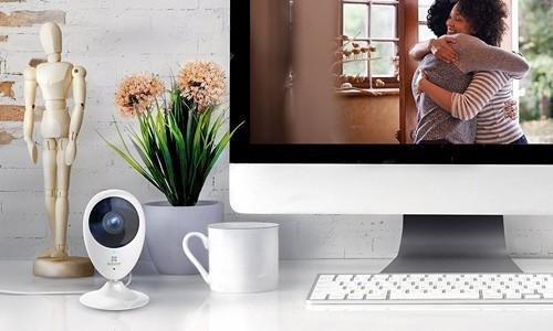 Caméra réseau Wifi o 720p - Mini o Ezviz