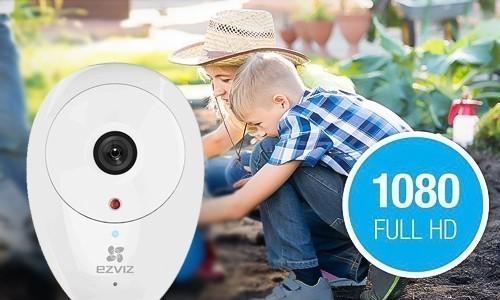 Caméra IP intérieure Ezviz