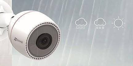 Caméra sans fil ip66 et Vision nocturne