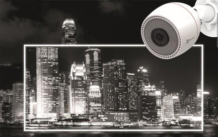 Caméra C3T POE Ezviz