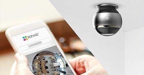 Caméra compacte aux fonctionnalités avancées