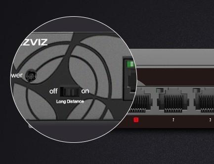 switch CS-W6-SD05G - Ezviz
