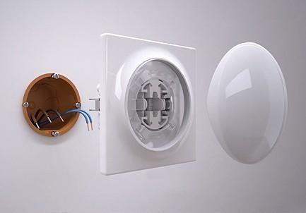 Bouton switch pour interrupteur Walli - Fibaro