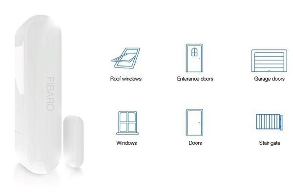 Détecteur d'ouverture Door / Window SensorFibaro