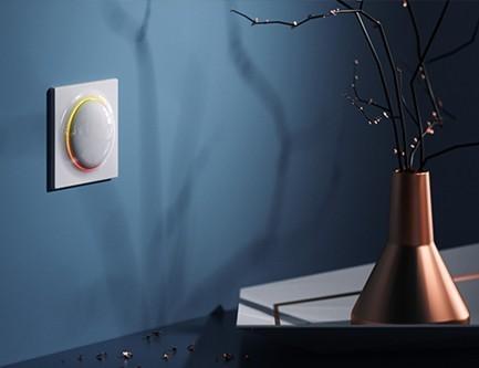 Variateur d'éclairage intelligent - Domotique Walli Fibaro