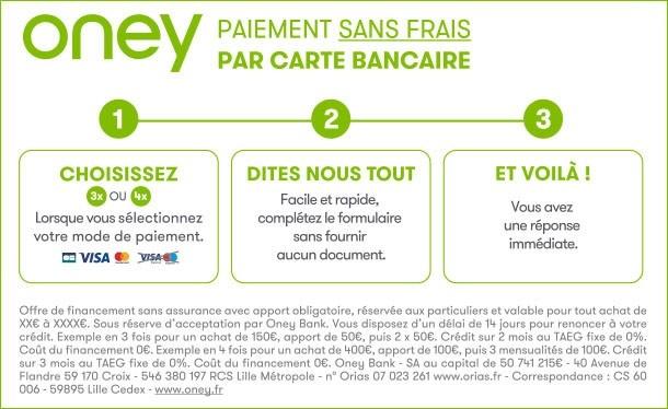 Oney : crédit à la consommation et prêt personnel