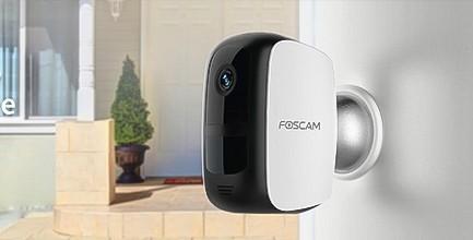 Caméra IP full sans fil - Foscam B1