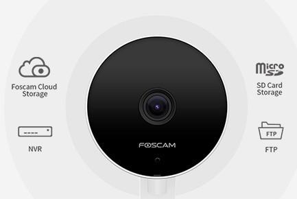 Caméra intérieure 1080p