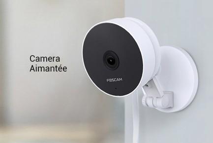 Caméra IP avec stockage multiple