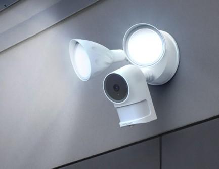 Projecteur LED  et sirène - F41 Foscam