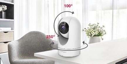 Caméra IP sans fil - Foscam r2m