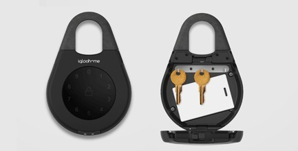 Boite à clés connectée Smart Keybox - Igloohome