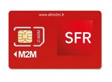carte sim m2m pour alarme