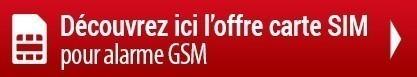 Découvrez ici l'offre carte SIM alarme GSM M2M – SFR – CFP SECURITE