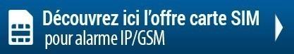 Découvrez ici l'offre carte SIM alarme IP M2M – SFR – CFP SECURITE