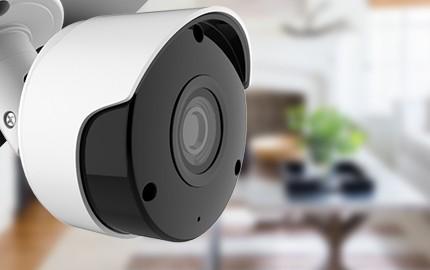 >Caméra bullet IP 5Mpx pour enregistreur de vidéosurveillance
