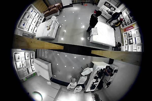 Caméra Nivian vision 360°
