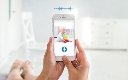 visualisation à distance sur smartphone