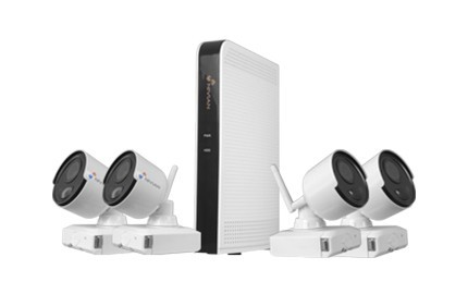 Kit de vidéosurveillance sans fil