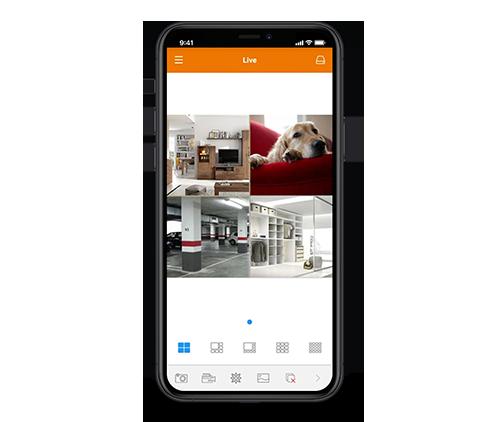 Application smartphone Nivian