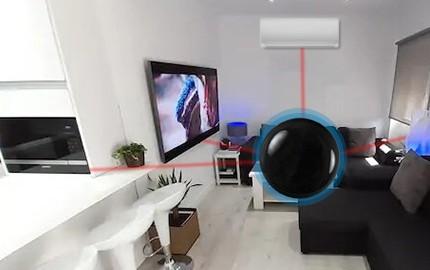 Contrôleur infrarouge intelligent Nivian