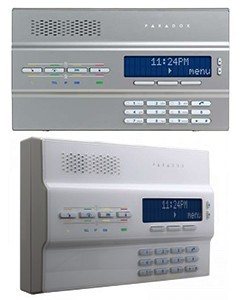 Centrale d'alarme sans fil Paradox Magellan MG-6250