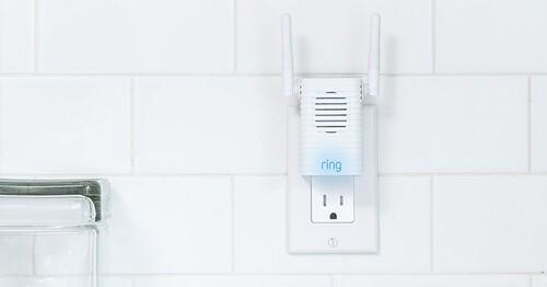 RING - Carillon et relais WiFi Chime Pro - Blanc