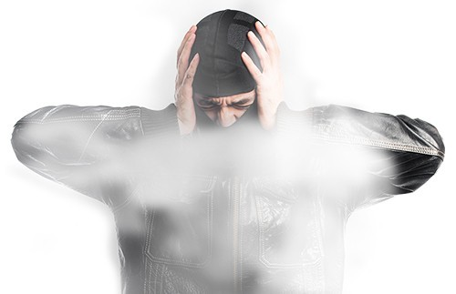 Générateur de brouillard avec cartouche SensorFog R