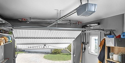 Motorisation garage Somfy GDK 700
