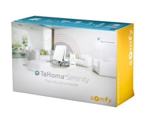 Pack alarme connectée Somfy TaHoma serenity