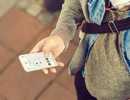 Système d'alarme connectée avec caméra Somfy ONE+