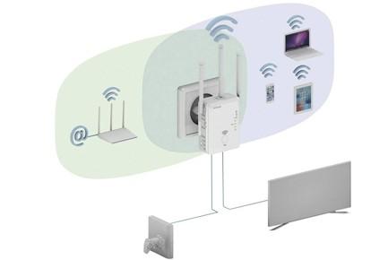Répéteur wi-fi  strong