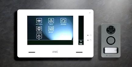 Mini Note + : Interphone vidéo