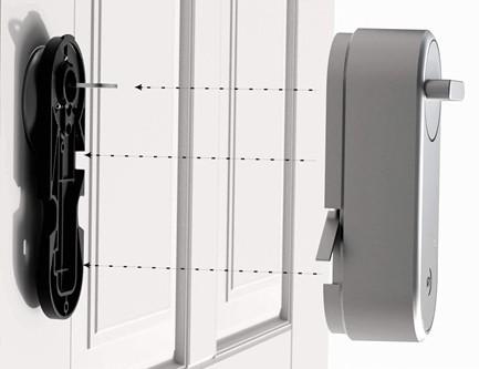 Cylindre ajustable Linus Yale