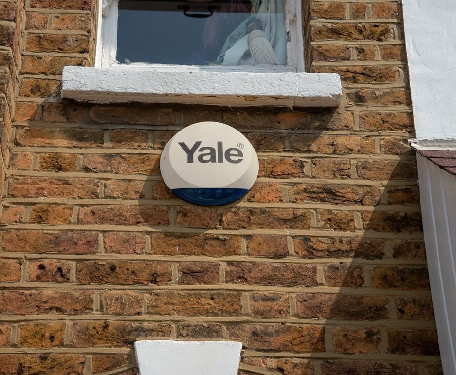 Sirène extérieure flash AC-BXG Yale