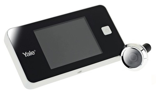 Judas numérique 500 Argent -  Yale Smart Living